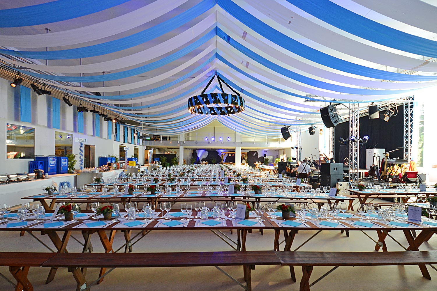 Eventmanagement Oktoberfest